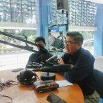 Live Talkshow di RRI Pro 2 FM96 Bandung