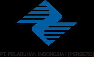 Logo Pelindo 1 Lama